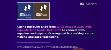 IndiaCorr Expo & India Folding
