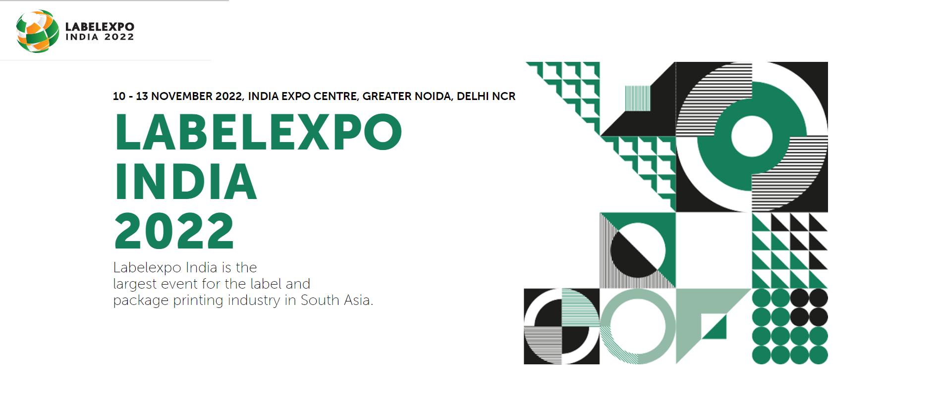 Label Expo India 2022